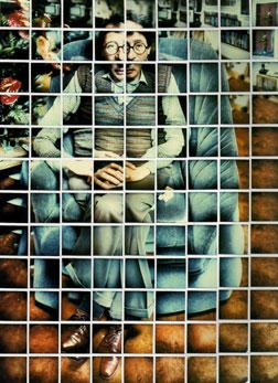 Kasmin 1982 by David Hockney