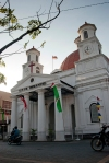 A closer look of Gereja Blenduk.